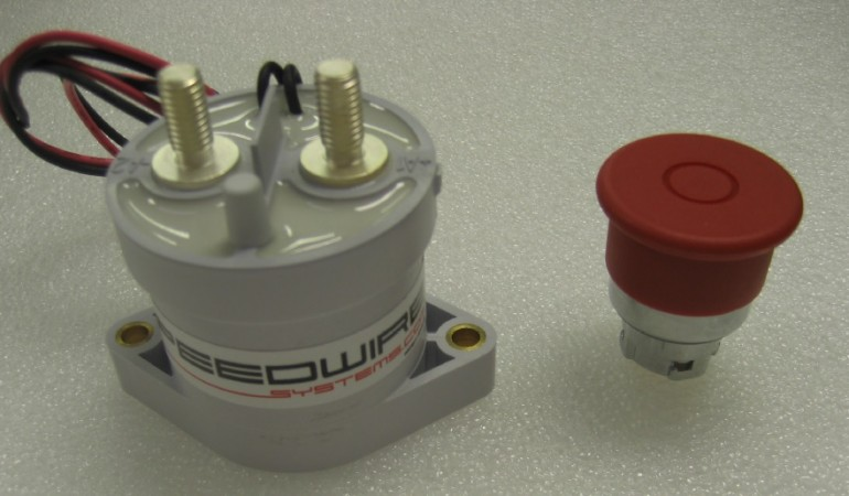 Amp Remote Relay Shut Off Speedwire Systems - Power off relay