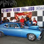 Winner: WCHRA Race in Bakersfield