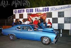 Winner: WCHRA Race in Bakersfield
