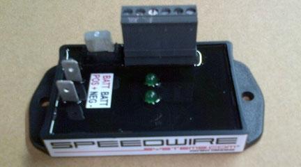 Battery Monitor Module
