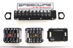 3 stage split PROSERIES SYSTEM with nitrous controller