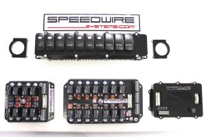 5 stage Split PROSERIES SYSTEM with nitrous controller