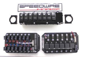 8 switch panel , 6 stage PRO EFI nitrous system