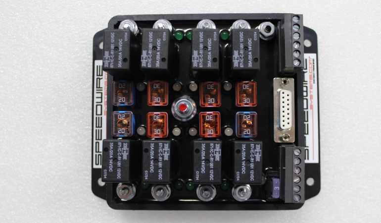 Eight Circuit Controller