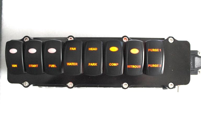 Speedwire Switch Panel