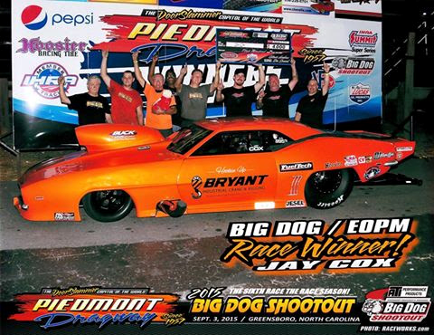Winner - Big Dog Shootout