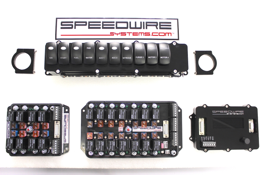 nitrous controller lcd display speedwire systems you have the ability to trigger the relays on the 14 relay controller external ground inputs either by your efi outputs or manual ground switch
