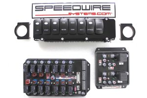8 switch panel nitrous 2 stages EFI